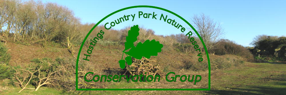 Hastings Country Park N R CONSERVATION  GROUP